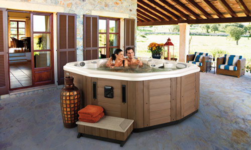 Lake Tahoe Hot Tubs